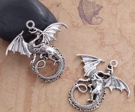 Dragon Charm Pendants