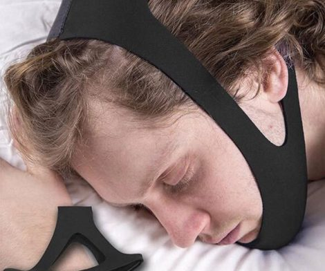 Anti Snore Sleep Belt