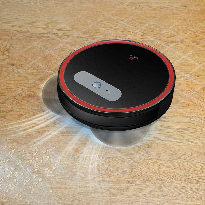 Lefant M501-B Robot Vacuum Cleaner – Compatible with Alexa and Google