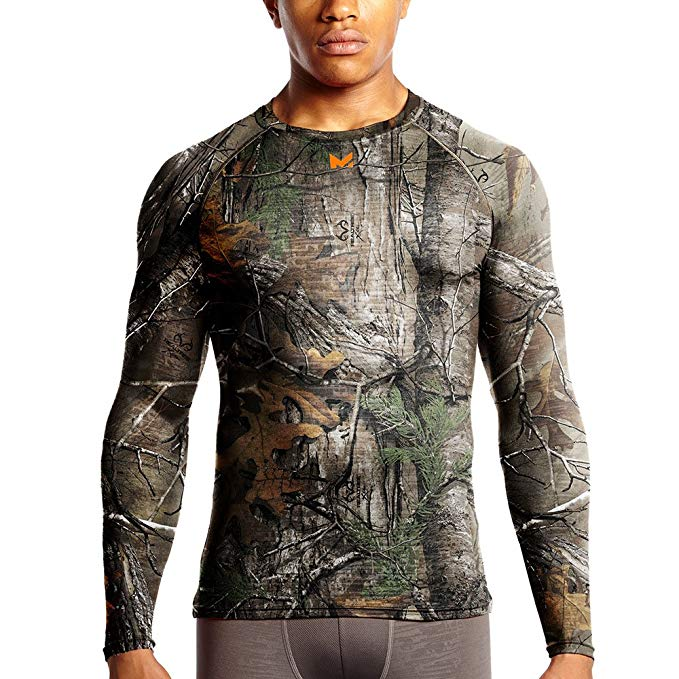 VaporActive Base Layer Long Sleeve Top