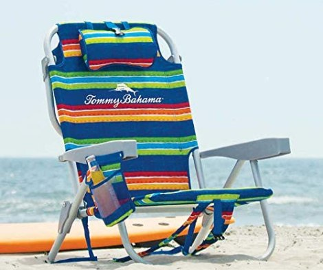 Rustproof Backpack Cooler Chair