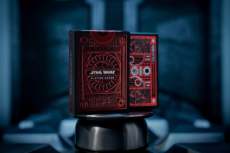 Star Wars Dark Side Playing Cards