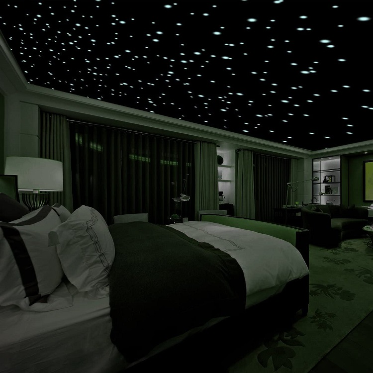 3D Domed Glow in The Dark Stars for Your Kids Bedroom