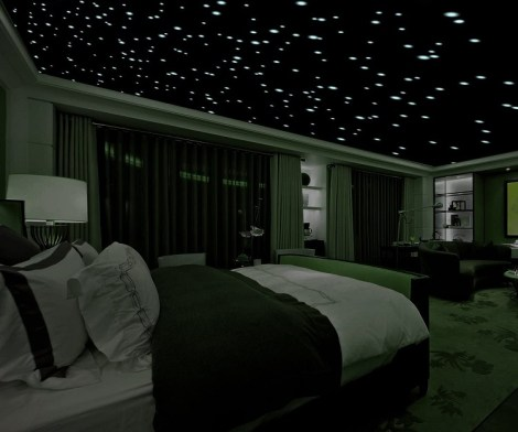 3D Domed Glow in The Dark Stars