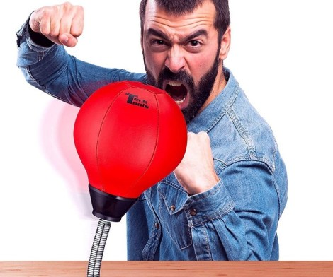 Stress Relieving Desktop Punching Ball