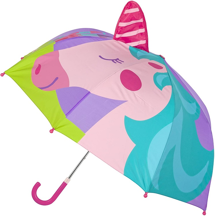Unicorn 3D Pop Up Umbrella
