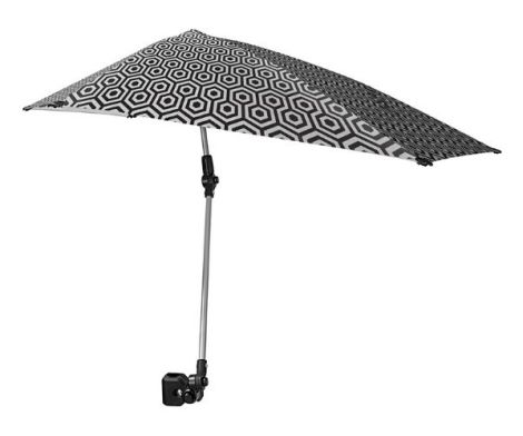 Versa-Brella Adjustable Umbrella with Universal Clamp