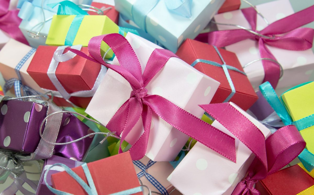 Chroń swoje świąteczne prezenty