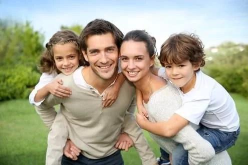 rodzina ubezpieczenie
