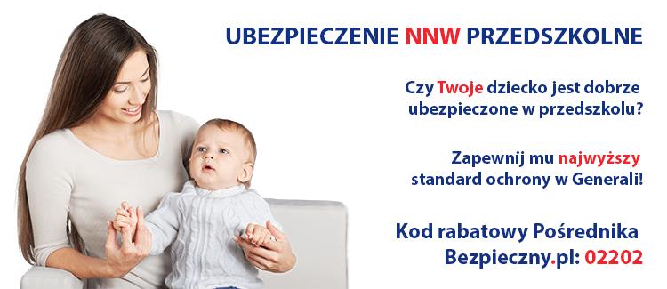Pośrednik Bezpieczny.pl NNW Przedszkole