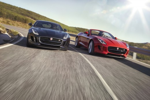 F-Type Cabrio u Coupe MJ16