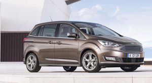 Ford Grand C-Max_vorn