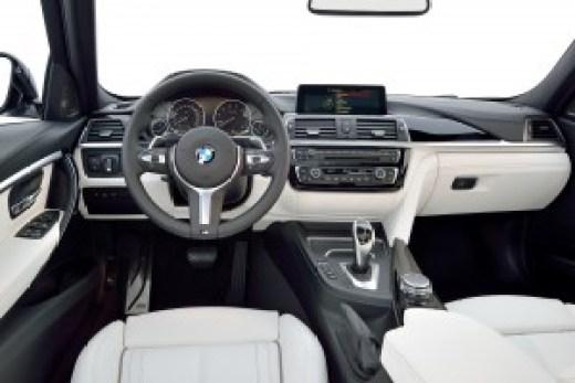 BMW 3er LCI_Interieur