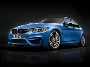 BMW M3 LCI_Front