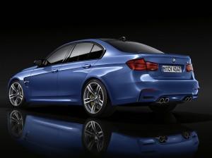 BMW M3 LCI_Heck