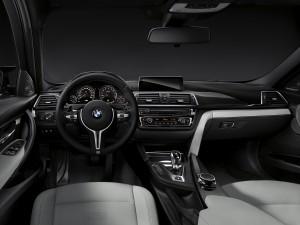 BMW M3 LCI_Interieur