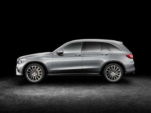 Mercedes-Benz GLC 350e 4MATIC, EDITION 1, (X 253) 2015