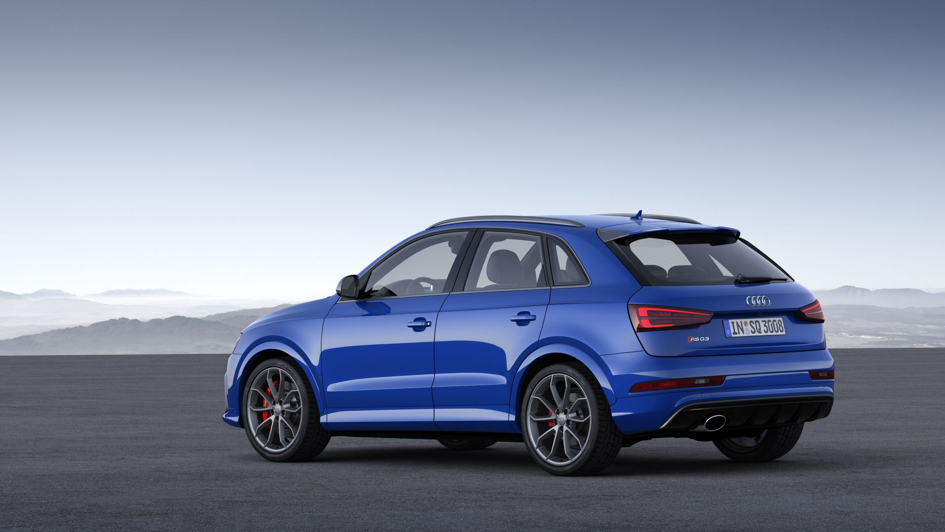 Audi Rs Q3 Performance Ubi Testet
