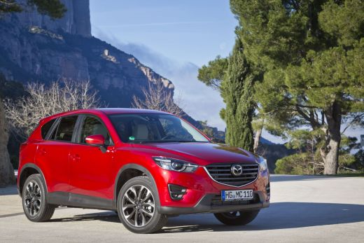 Mazda CX-5 Nakama Intens