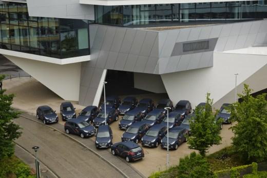 50 Hyundai fuer BeeZero