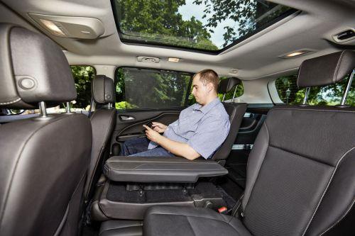 Opel Zafira Fond Loungesitze
