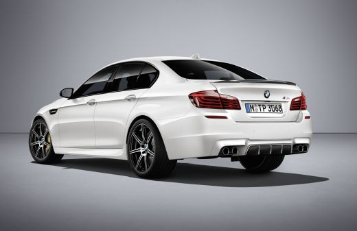 BMW M5 Competition Edition - Mineralweiss Metallic