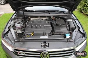 VW Passat TDI Motor