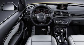 Cockpit Audi Q3 2016 S line
