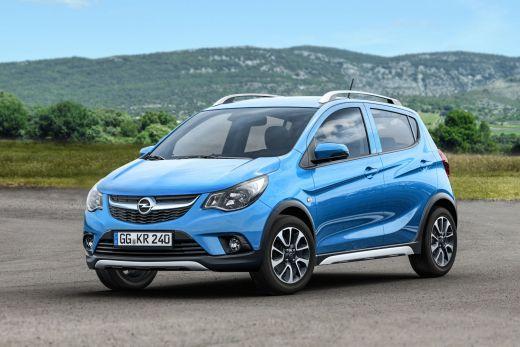 Neuer Opel KARL ROCKS
