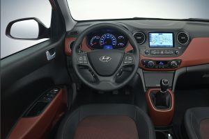 Innenraum Hyundai i10 neu