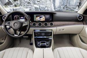 Innenraum Mercedes E-Klasse All Terrain