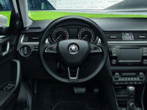 Skoda Rapid DRIVE Innenraum