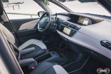 Citroën C4 Picasso Innenraum Lederausstattung