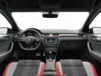 Skoda Rapid Monte Carlo Innenraum Facelift