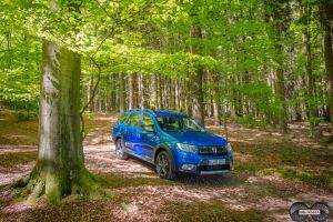Dacia Logan MCV Stepway Celebration 2017