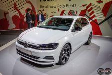 VW Polo VI TSI Beats weiß