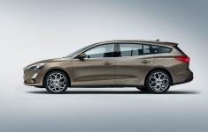 Ford Focus Turnier Titanium 2018
