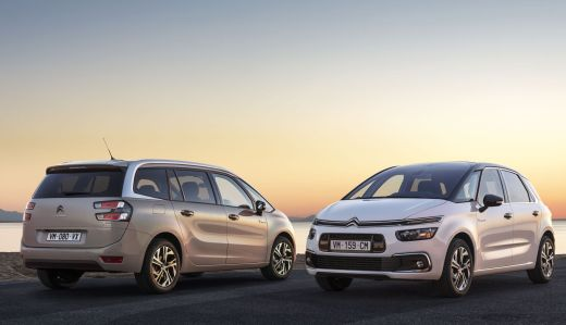 2018 Citroen C4 SpaceTourer