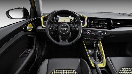 Audi A1 Sportback Innenraum 2019