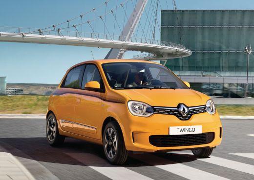 Renault Twingo Face Lift