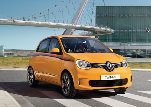 Renault Twingo Face Lift