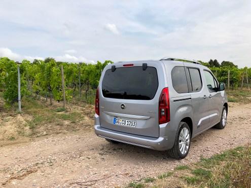Opel Combo Life Quarz Grau