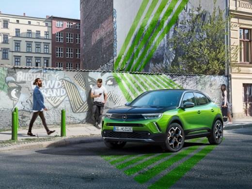 Der neue Opel Mokka-e Ultimate