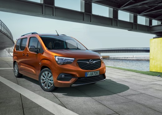 2021 Opel Combo e-Life Ultimate