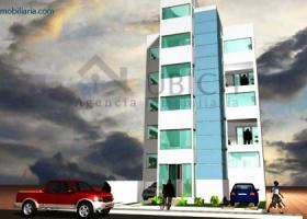 Preventa de proyecto departamentos Cerro Colorado