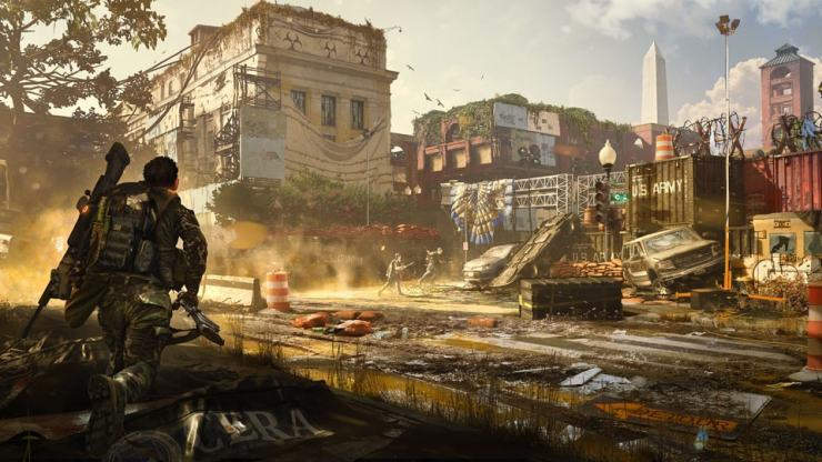 The Division 2 - Año 1
