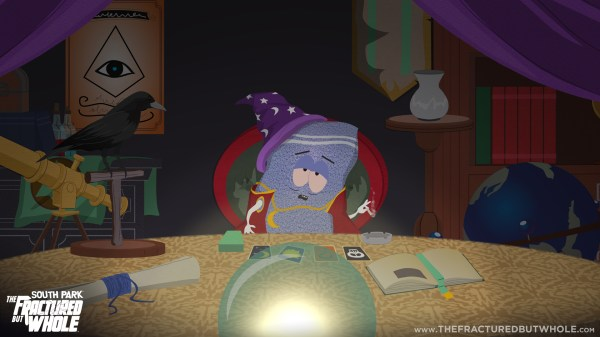 Fractured but the Whole South Park Game