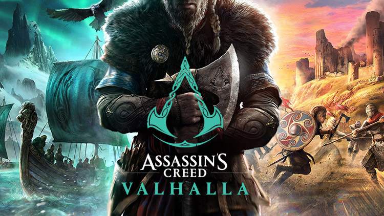 Assassin's Creed Valhalla has female Eivor as a canon character