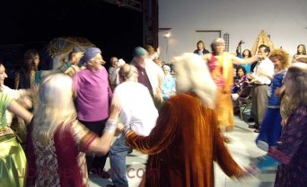 And more dancing.
