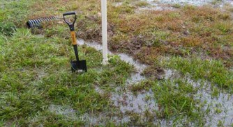 Have trenching tool, will drain swamp.